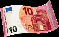 10 euro biljet